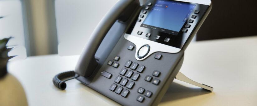 Modernisation de la téléphonie fixe